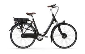 F61960ea728841e8b068849812b28100 Electrische Fiets 7 Versnellingen   Orange C7plus HF Black
